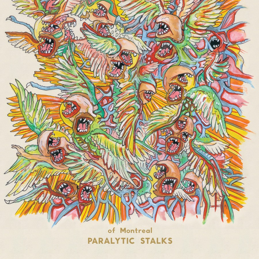 Paralytic Stalks is the 11th full-length studio album by psychedelic pop group, of Montreal.