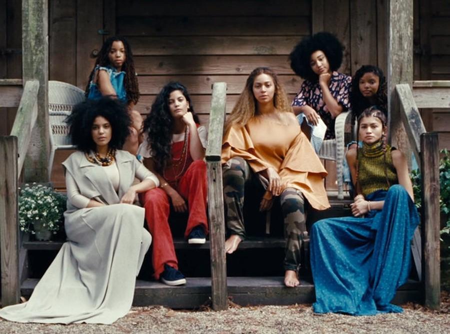 Dr. Jennifer Richardson lectured on Beyoncé's tilt toward pop-as-politics, particularly in her latest album, Lemonade.