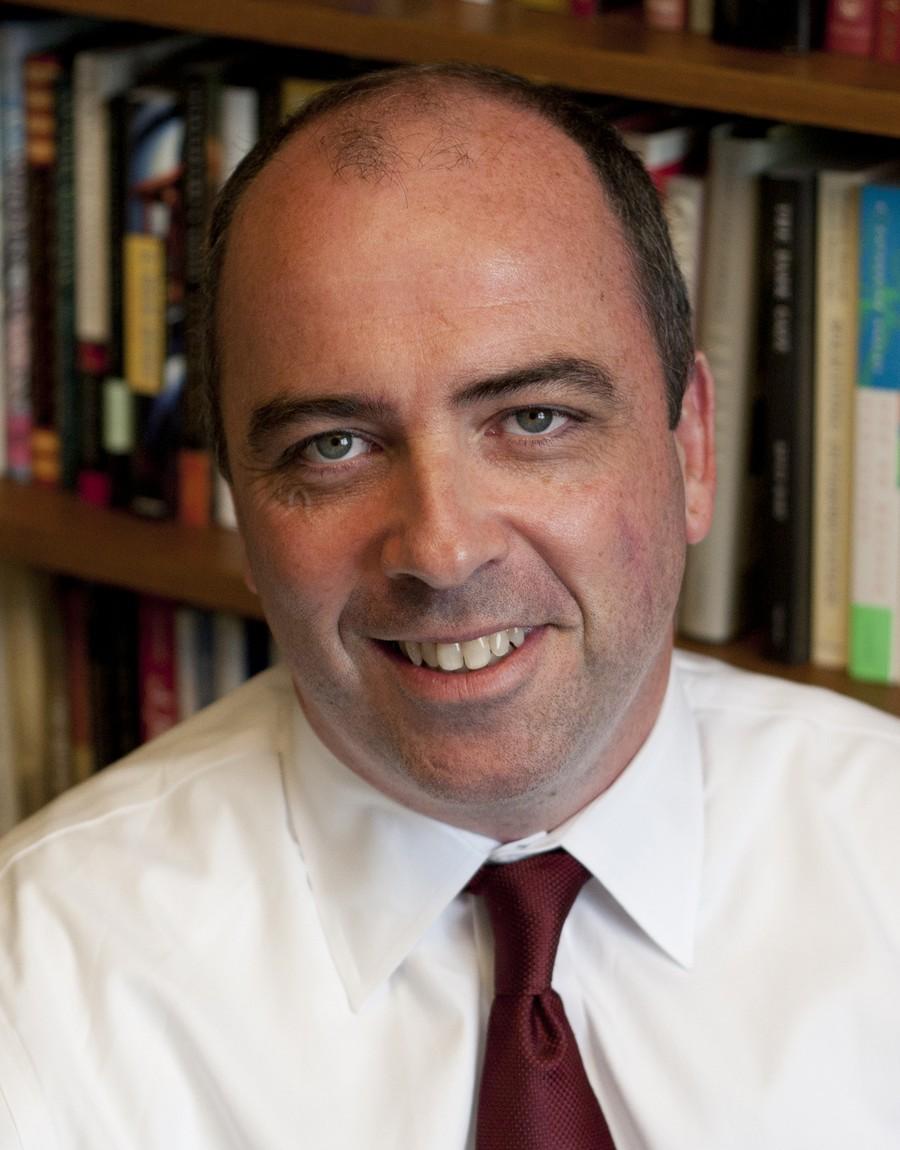 Garrett Kiely, director of the University of Chicago Press