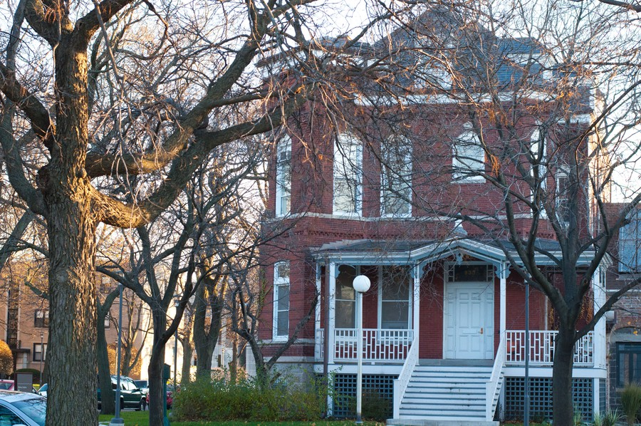Taft House, located at 935 East 60th Street, will serve as the new home for the Chicago Review literary magazine.