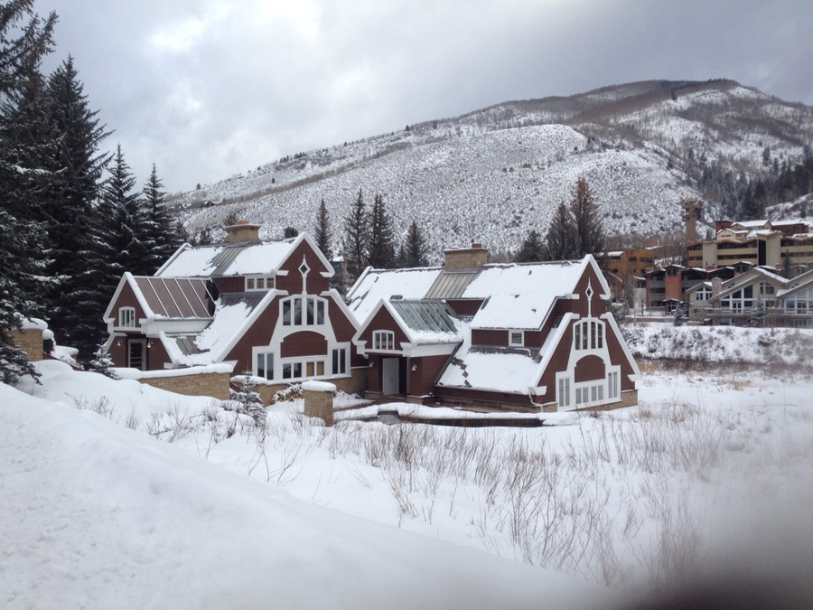 """""""The people in Vail were almost obliviously haughty in their wealth, but nevertheless made me want to be like them."""""""