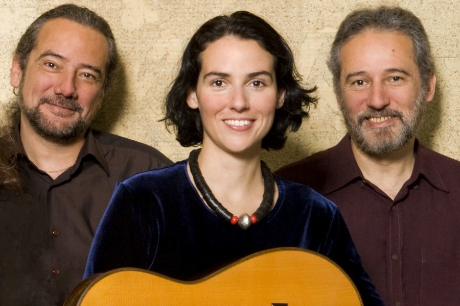 Odair, Clarice, and Sérgio Assad performed a multifaceted, diverse program Sunday at Mandel Hall.
