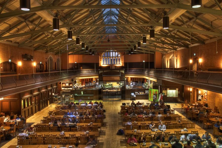 O Issue 2013 Dining Halls