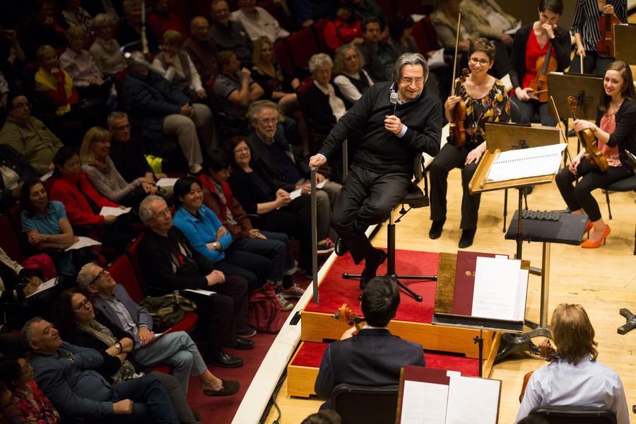 Civic Orchestra of Chicago Riccardo Muti Conductor
