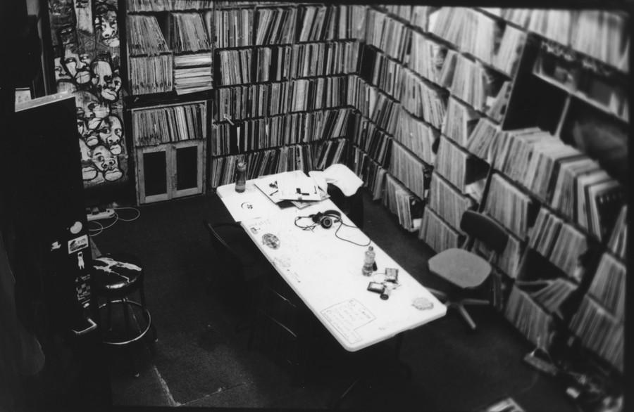 The WHPK studio.
