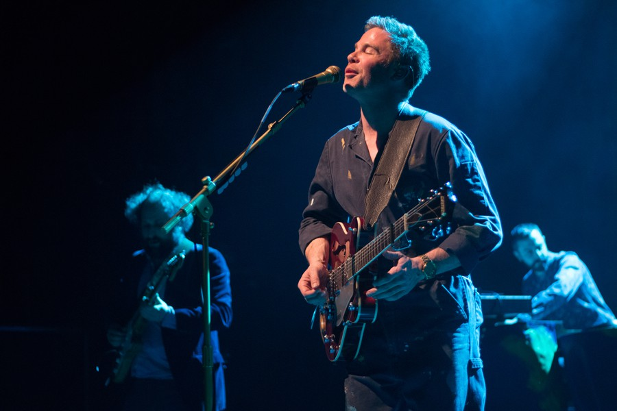 On Friday, January 29, the Riviera Theatre played host to both Elephant Revival and Josh Ritter, currently on his Sermon on the Rocks tour.