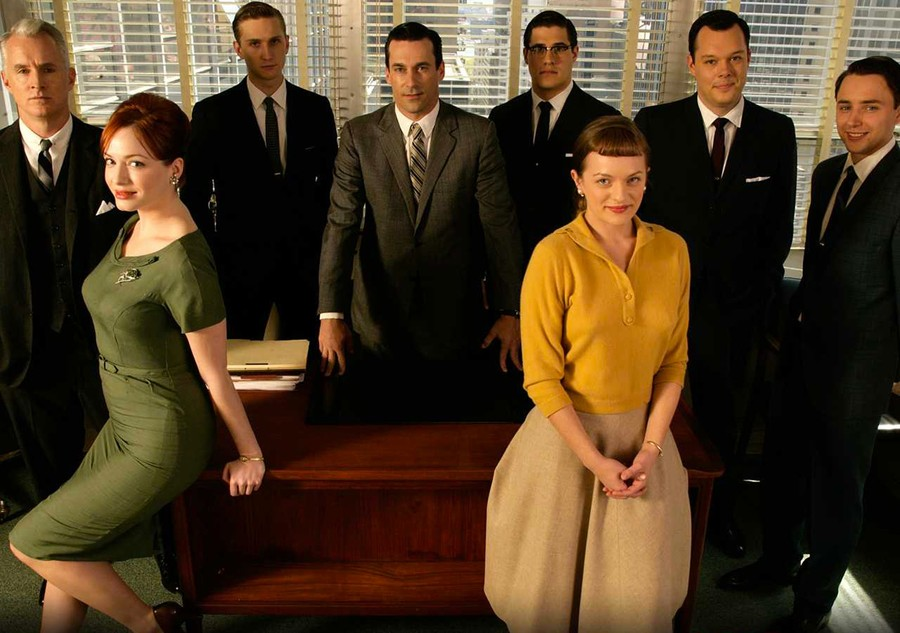 Although Mad Men's viewership has modestly increased since its 2007 premiere, its media coverage has skyrocketed.