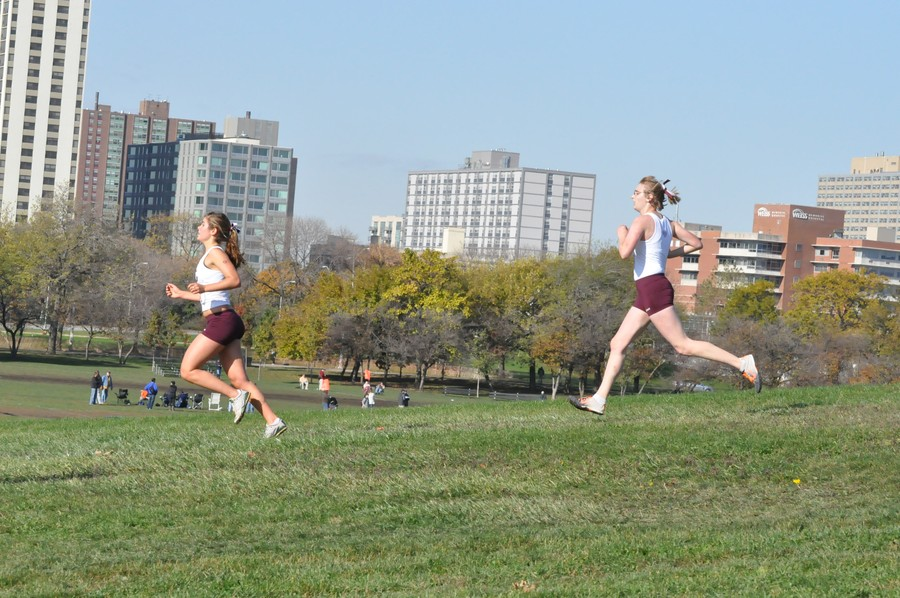 The women's cross country team will compete in the UAAs this year.