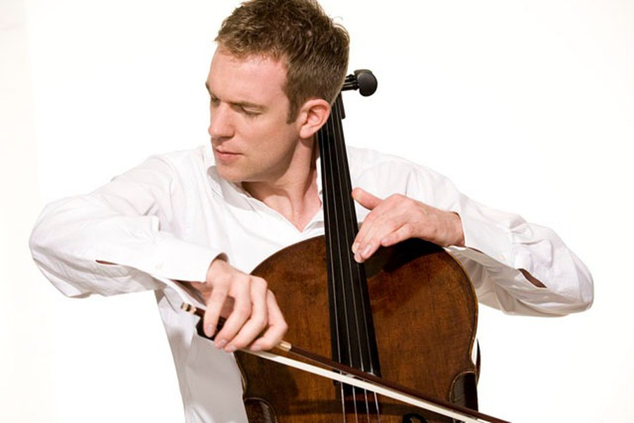 Cellist Johannes Moser last appeared with the CSO in 2005, making his U.S. debut with the orchestra.