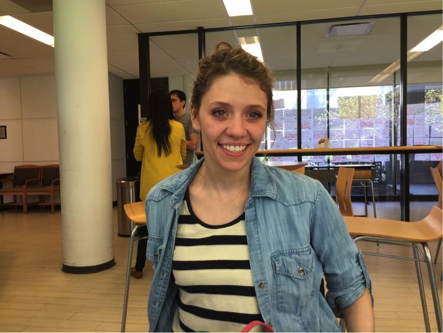 Harris Student Cecilia Black
