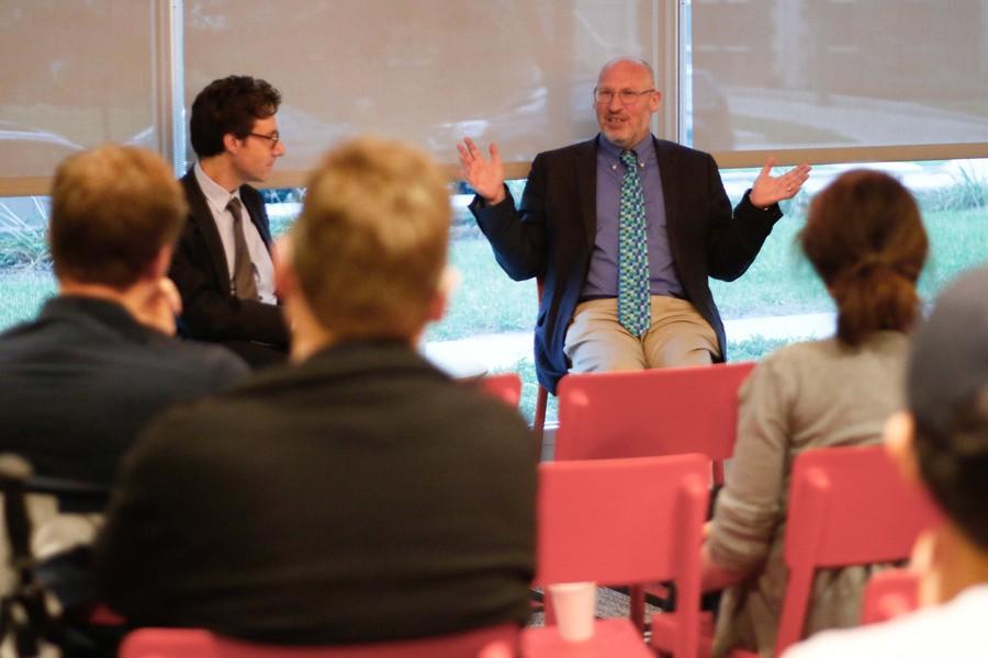 Professor Steve Pincus discusses his interpretation of the Declaration of Independence.