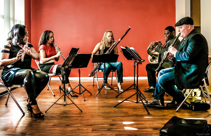 Imani Winds, the oldest active woodwind quintet in the world, is the new Don Michael Randel ensemble-in-residence at the University of Chicago.