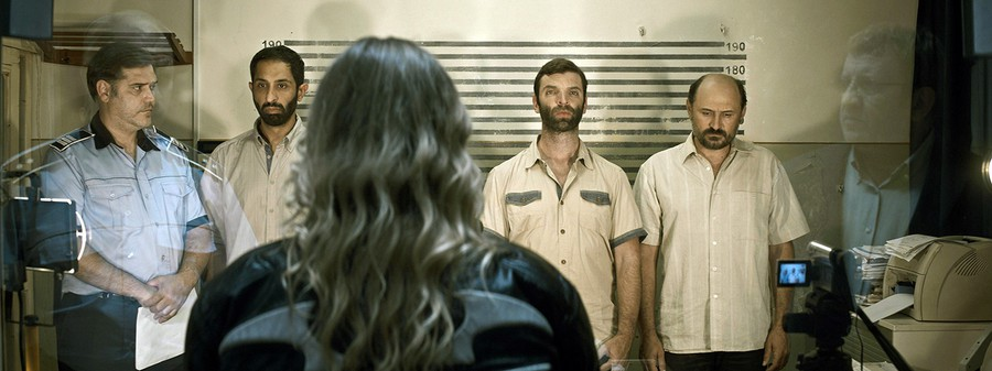 In Cristian Mungiu's Graduation, a father (Adrian Titieni) struggles with his daughter's (Maria-Victoria Dragus) sexual assault ahead of her final exams.