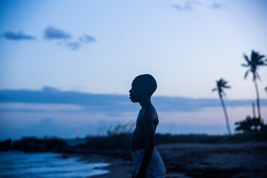 "A still from ""Moonlight,"" directed by Barry Jenkins and based on a play by Tarell Alvin McCraney."