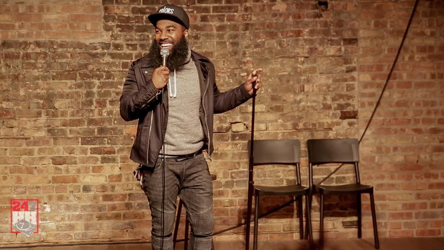 "Comedian T Murph has appeared in shows like ""Chicago Fire"" and ""Key & Peele."