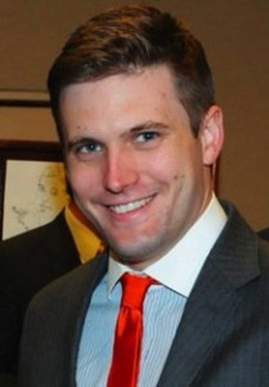 Richard Spencer (M.A. '03)