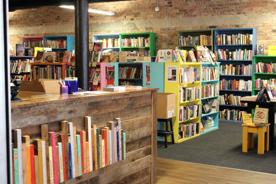 The first public reading of Writers Resist Chicago will be held at Open Books in the West Loop at noon on Sunday, January 15.