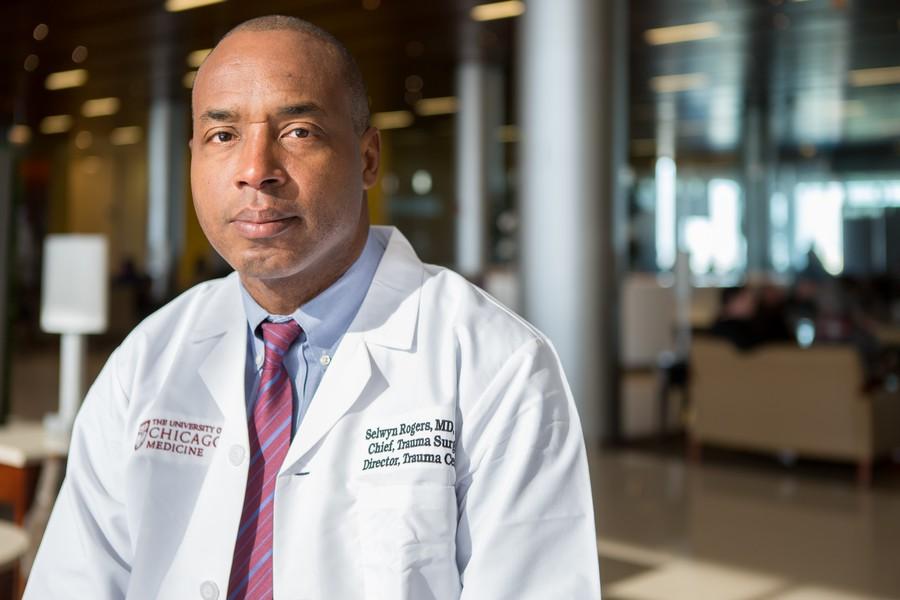 Dr. Selwyn O. Rogers Jr.,