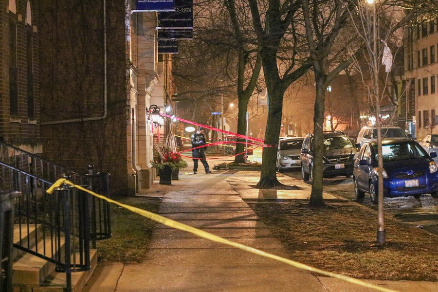 "The U of C Crime Lab released a report on the swell of shootings in Chicago in 2016. ""What caused Chicago's surge in gun violence in 2016 remains a puzzle,"" the report reads."