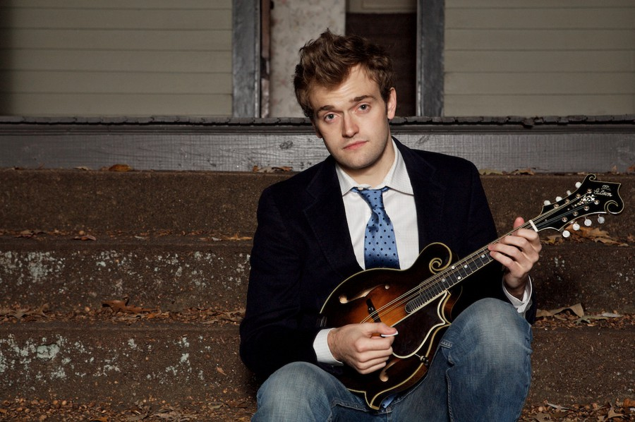 Chris Thile, host of A Prairie Home Companion, brought the popular radio show to Symphony Center with special guests Laura Marling and Andrew Bird.