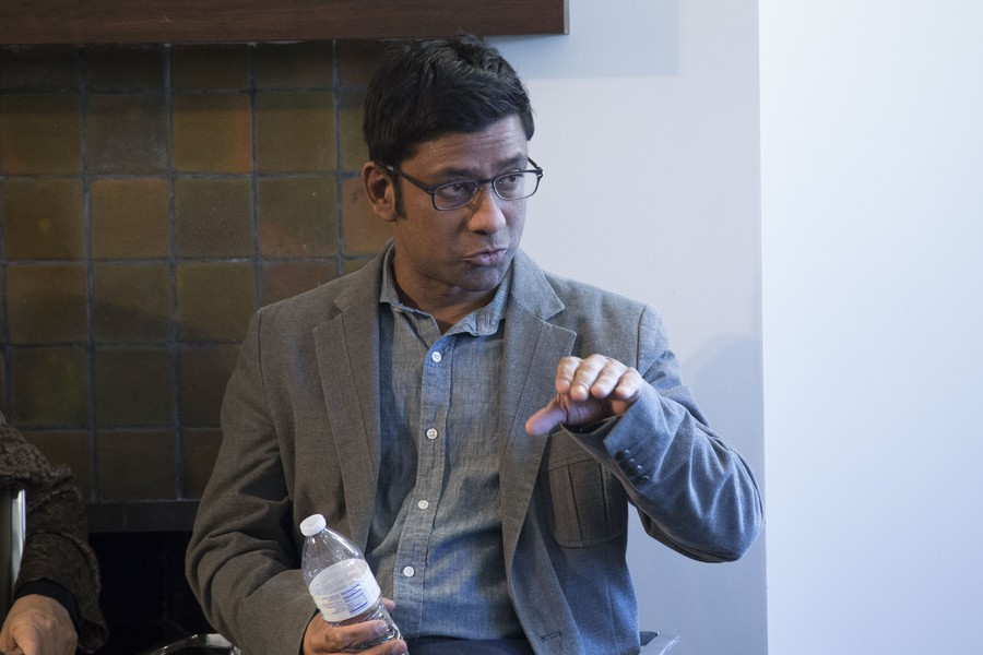 Law Professor Aziz Huq