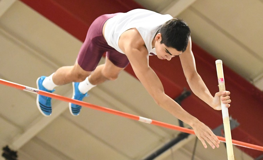 Third-year Nathan Downey hangs in the balance
