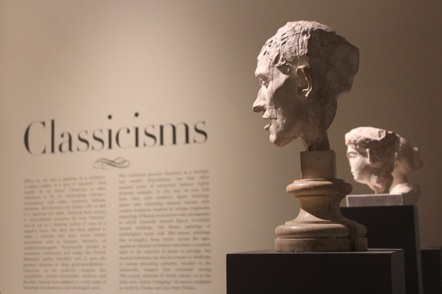 "The Smart's latest exhibition, ""Classicisms,"" celebrates works inspired by antiquity."
