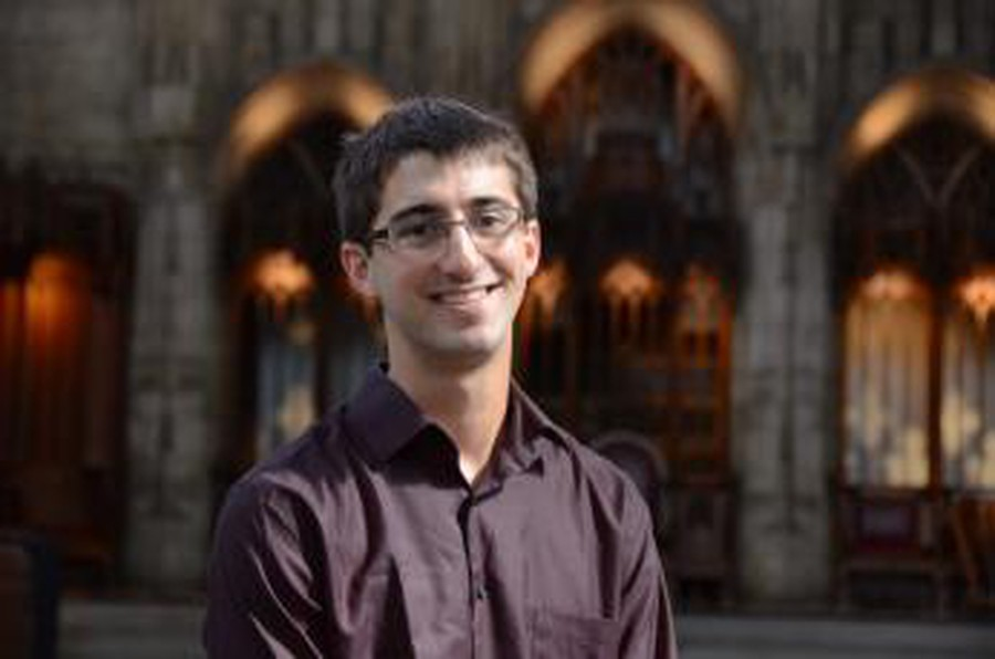 University Carillonneur and Guild Teacher, Joey Brink