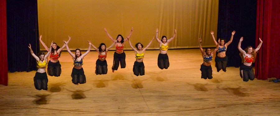 UChicago Maya was one of many dance groups PhiNix Dance Crew invited to its spring Revival showcase.