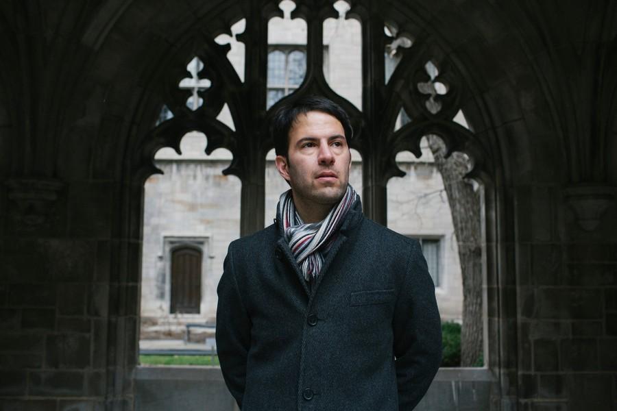 University of Chicago Law School Assistant Professor Nicholas Stephanopoulos.