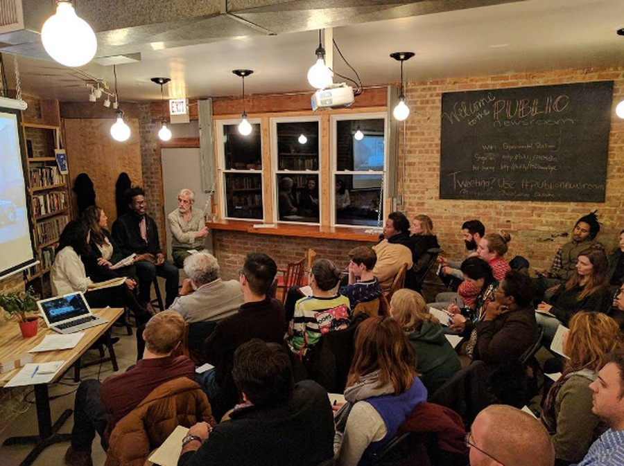 Build Coffee aims to be more than just a coffee shop, offering small press books and local art for sale, as well as events catered to build a stronger sense of community.