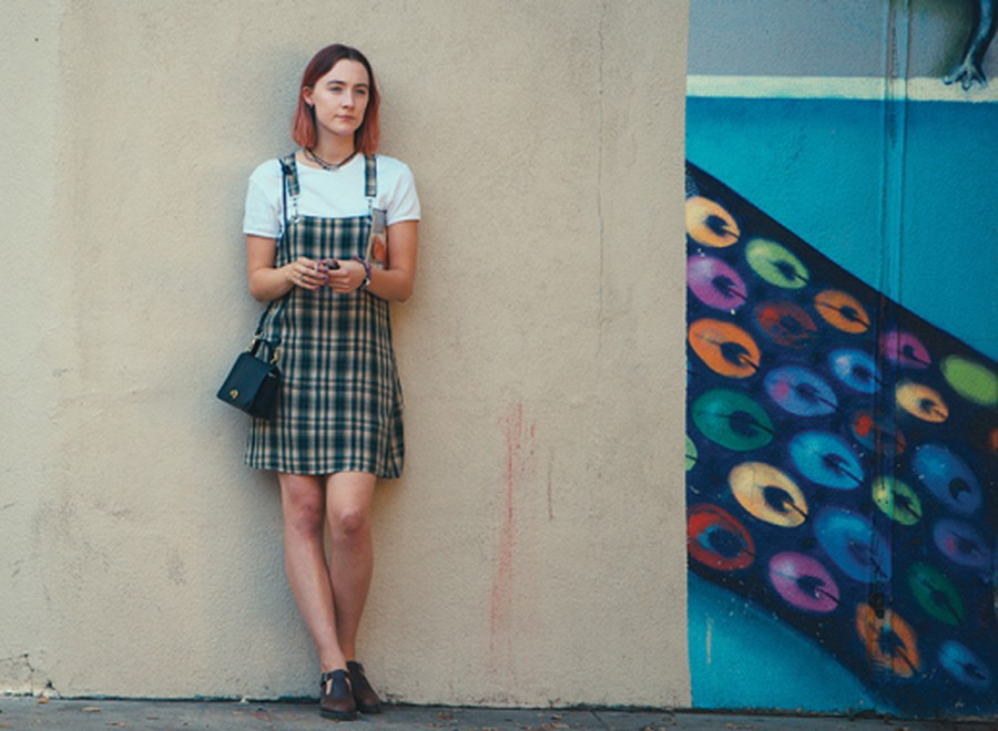Saoirse Ronan plays protagonist in Lady Bird