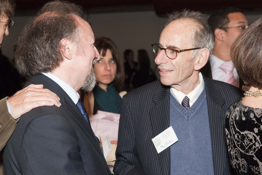 Marc Raskin in 2009