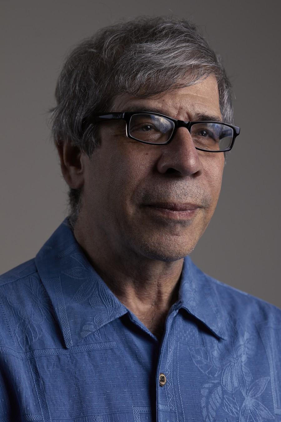Professor Jerry Coyne in 2018