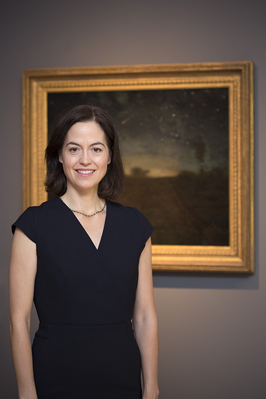 Issa Lampe, the Feitler Center's founding director, recently joined the Smart Museum from the Yale University Art Gallery.