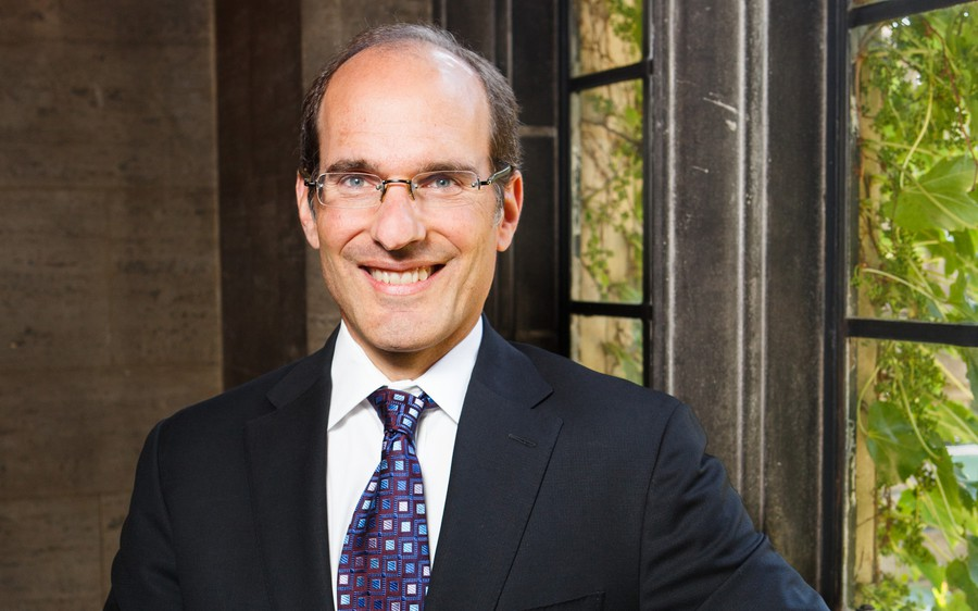 Interim Divinity School Dean David Nirenberg