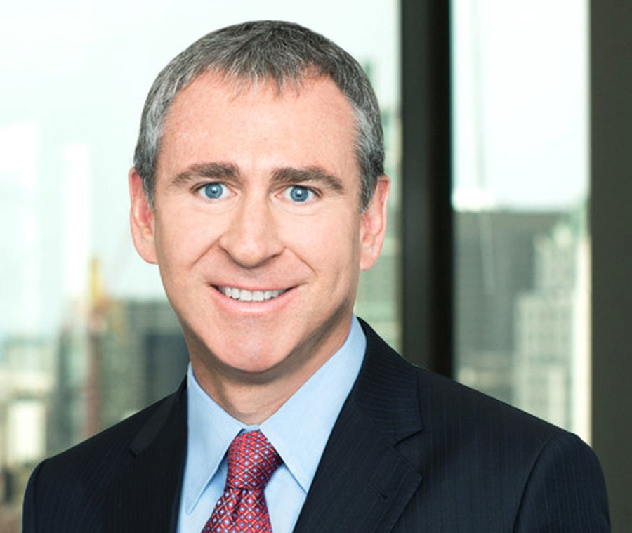 Kenneth C. Griffin donated $10 million on Wednesday in an effort to tackle violent crime in Chicago neighborhoods.