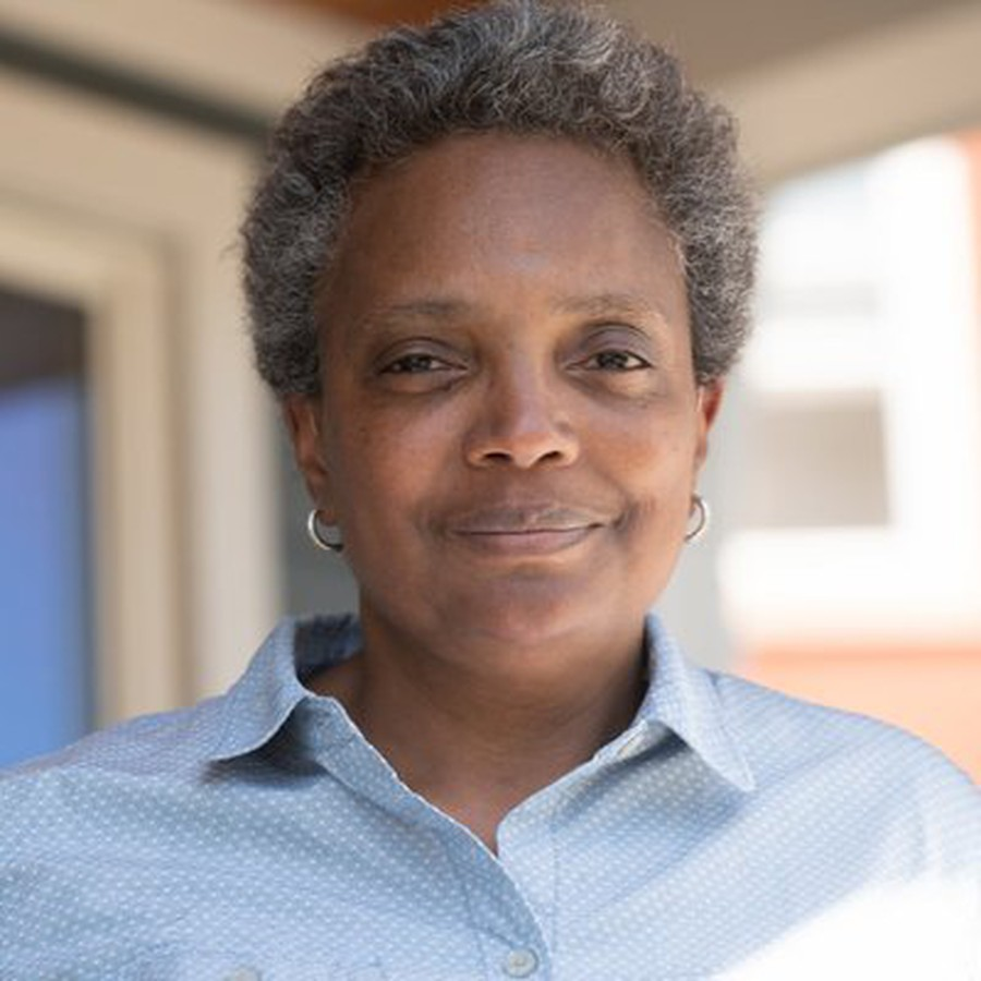 UChicago Law School alum Lori Lightfoot (J.D. '89) is running for mayor of Chicago.