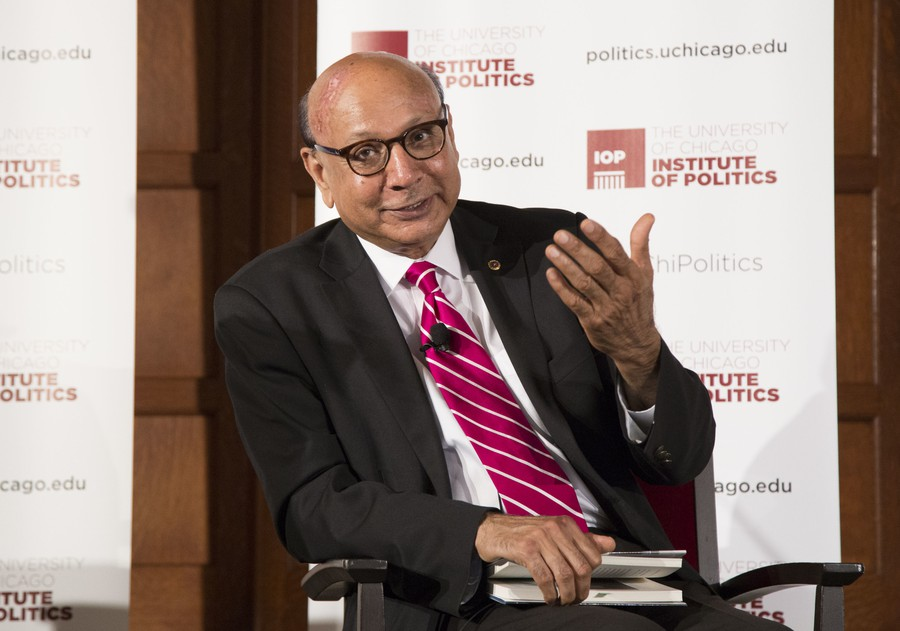 Khan explains his motivations behind speaking at the Democratic National Convention