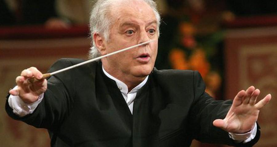 Maestro Daniel Barenboim