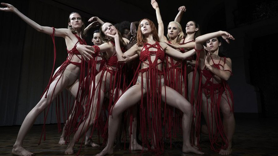 "This ""Suspiria"" remake is filled with body horror and gore that will make your skin crawl."