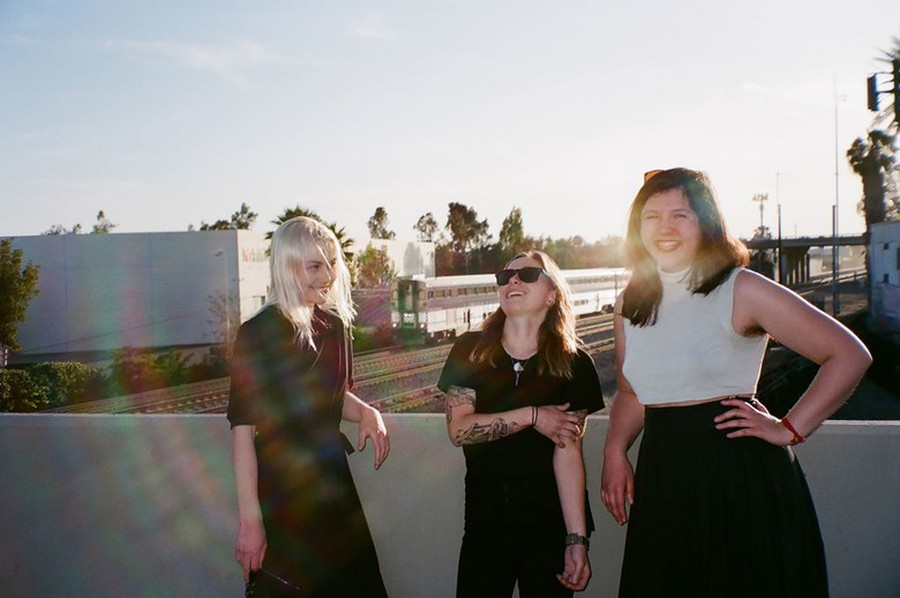 Phoebe Bridgers, Julien Baker, and Lucy Dacus released an album under their new group name, boygenius.