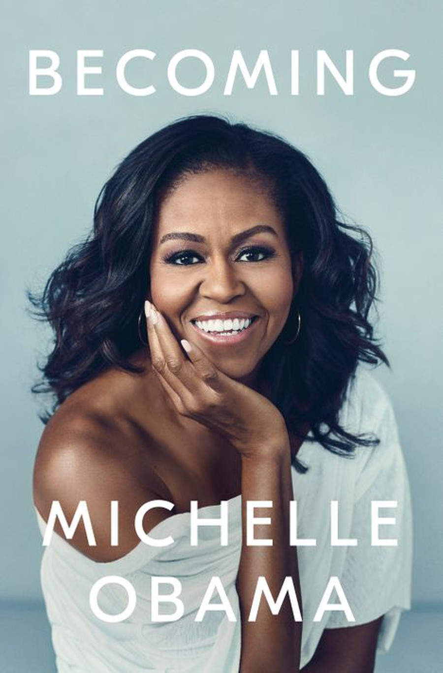 Michelle Obama's memoir, Becoming, will be released Tuesday.