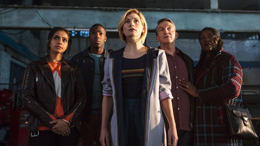 Jodie Whittaker's casting as the first female Doctor sparked controversy among fans.