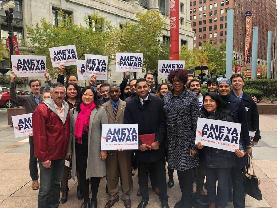 Pawar is the 47th Ward alderman and an Institute of Politics fellow.
