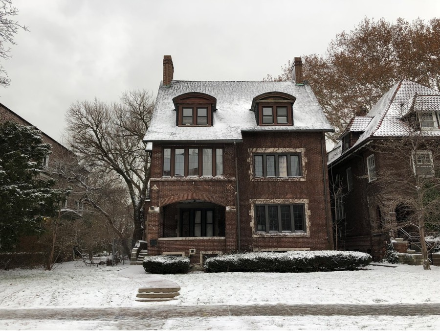 The house at 5625 South University Avenue will get a more than $1 million renovation.