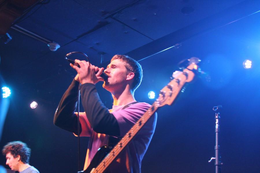 Still Woozy performed at Scubas Tavern on Thursday Night.