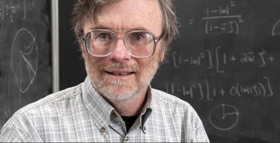 Mathematics professor Gregory Lawler