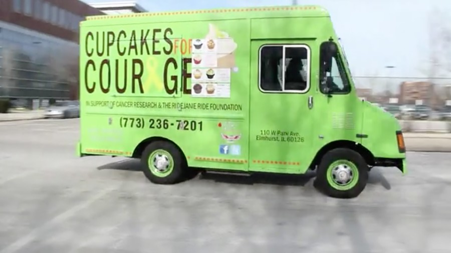 Laura Pekarik, who used to operate Cupcakes for Courage food trucks, brought the suit.