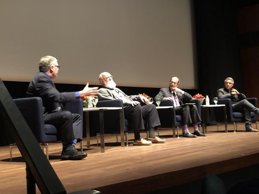 William Schweiker, Daniel Dennet, Daniel Nirenberg, and Reza Aslan discuss religion and identity.